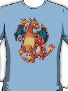 Charmander Evolutions T-Shirt