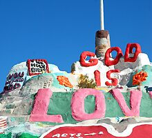 Salvation Mountain by dsnowman