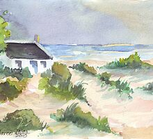 Fisherman's Cottage in South Africa by Maree  Clarkson