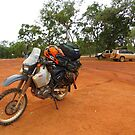 At the Station, Cape York by dozzam