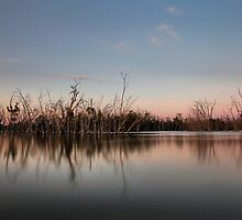 Murrumbidgee Sunset by Mark Cooper