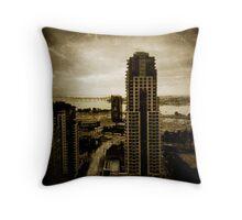 3634 Urban Throw Pillow