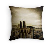3637 Urban Throw Pillow