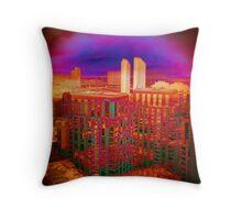 3618 Urban Throw Pillow