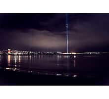 Dark MOFO Photographic Print