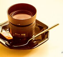 Photographer's Cuppa by AnnaJaneImages