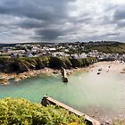 Port Isaac - Cornwall by Mattia  Bicchi Photography