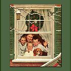 Season's Greetings- Rockwell by Yesteryears