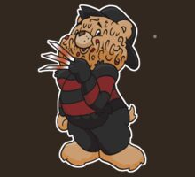 Freddy Bear by yayzusbear