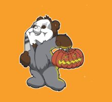 Halloween Bear by yayzusbear