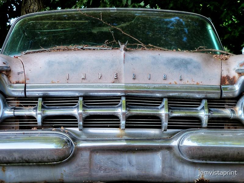 Chrysler Imperial vintage car photography by jemvistaprint