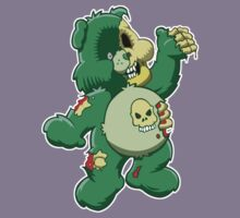 zombie Bear by yayzusbear