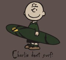 Charlie (don't) surf by darqenator