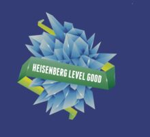 Heisenberg Level Good by Echographix Multimedia Arts