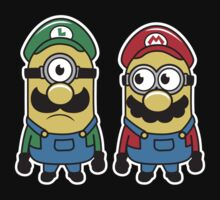 Super Minion Bros by Nemons