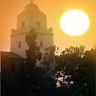 Presidio Mission San Diego by Frederick  Olmsted