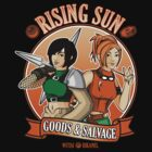 Rising Sun Co. by SnippyFox