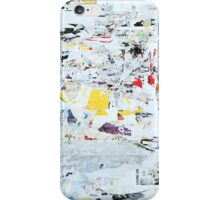 paper effect iPhone Case/Skin