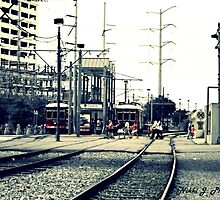 New Orleans Street Cars by nikkimj19