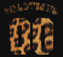 99 problems? 00 solutions! *Cheetah* by Chigadeteru