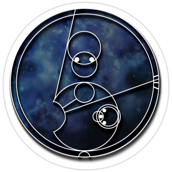 Allons-y Circular Gallifreyan by MBWright88