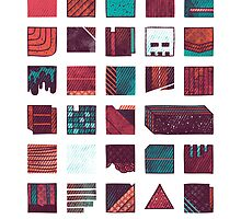 Swatches by Hector Mansilla