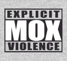 Explicit Mox Violence by teetties