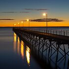ceduna jetty by col hellmuth