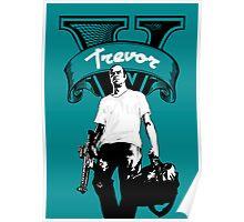 GTA 5 - Trevor Poster