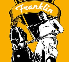 GTA 5 - Franklin by Mixposters