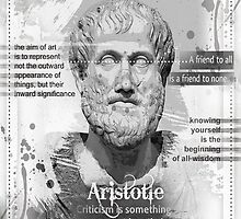 aristotle by arteology