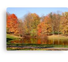 Punderson Pond Canvas Print
