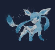 Graffiti Glaceon by niterune
