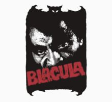 Blacula. (Dracula B Movie) by BungleThreads