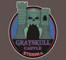 Grayskull - Castle by kingUgo