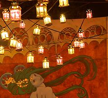 Spiegeltent Lanterns by Richard Murias