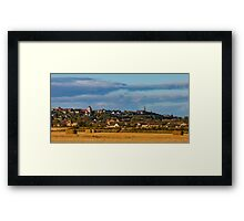 LOSSIEMOUTH - AFTER THE HAIRST Framed Print