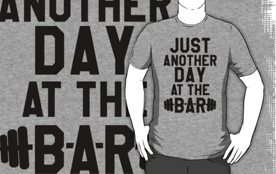Just Another Day At The Bar by KatBDesigns