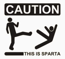 Caution THIS IS SPARTA by Skidrow