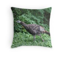 Milwaukee Wild Turkey Throw Pillow