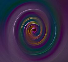 Art In a spin by DavidHornchurch