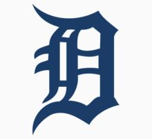 Detroit Tigers baseball logos T-Shirts ,Stickers by boomer321sasha