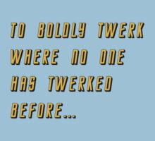 Boldly Twerk by sher00