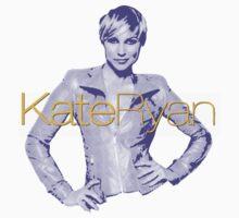 Kate Ryan (Purple/Yellow) by RobC13