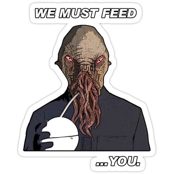 Feed the Ood by spatulacity