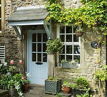 Cottage porch by Judi Lion