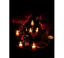 Day of the Dead Altar Photographic Print