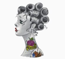 Tattooed Curlers by Tiffany Garvey
