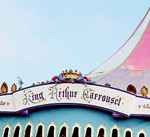 King Arthur's Carousel by mouseketia