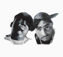 tupac and biggie by DreamClothing
